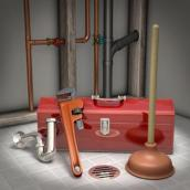 equipments for plumbing repair
